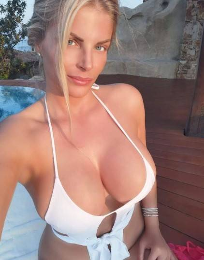 Francesca Cipriani, foto hot 3