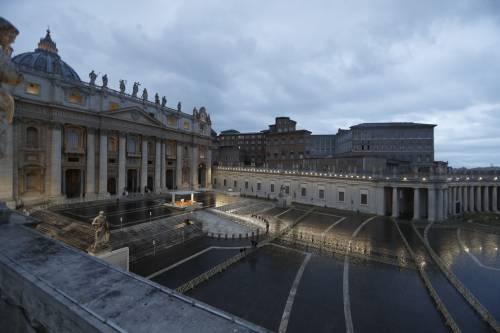 La preghiera universale del Papa per la fine della pandemia 3