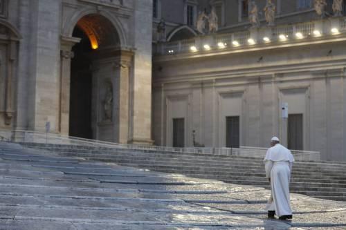 La preghiera universale del Papa per la fine della pandemia 4