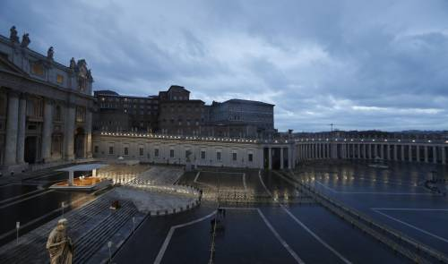 La preghiera universale del Papa per la fine della pandemia 7
