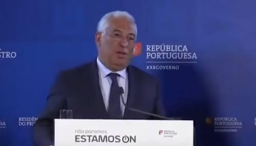 """Ue, il premier portoghese Costa attacca ministro olandese: """"Parole ripugnanti"""""""