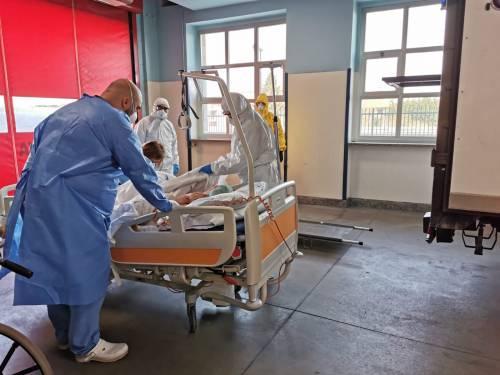 Gli Alpini impiegati in Piemonte per il trasporto dei pazienti 3