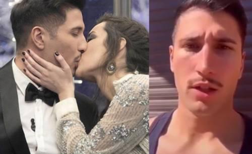 """Tradito dalla compagna, Gianmarco Onestini torna in Italia: """"Ho paura del virus"""""""