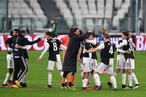 """Club e calciatori divisi dal """"modello"""" Juve"""