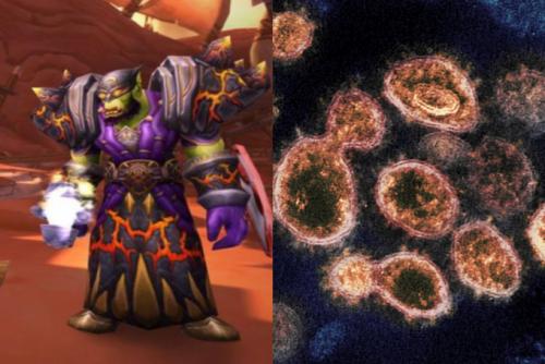 Coronavirus, l'epidemia si era già scatenata nel 2005 in un videogame