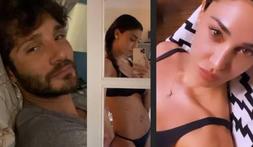 "Stefano De Martino in quarantena con Belen Rodriguez: ""Ora n"