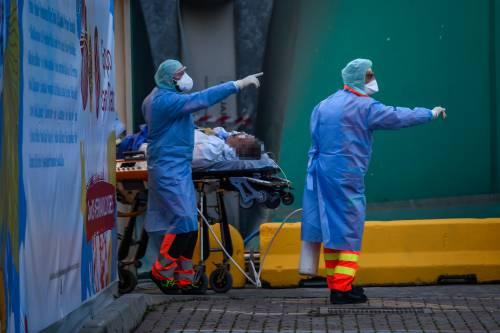 """Coronavirus: """"Letalità record? Molti non sono stati curati"""""""