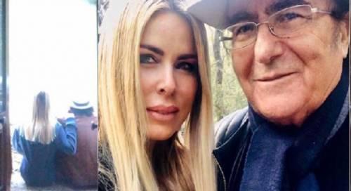 """Loredana Lecciso in quarantena alle Tenute di Al Bano Carrisi: """"L'amore è tutto quello che abbiamo"""""""
