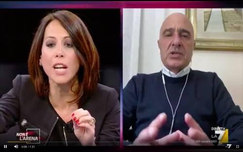 """Scontro De Girolamo-sindacalista: """"Dov'eravate in questi anni?"""", """"Alzi il c... e scenda in Calabria"""""""