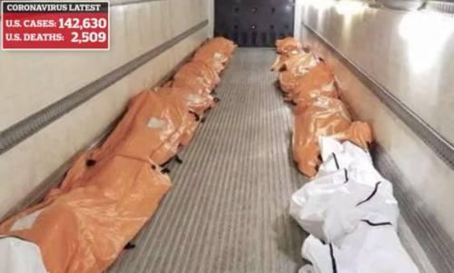 New York: pazienti di coronavirus portati in bus e 80mila casi