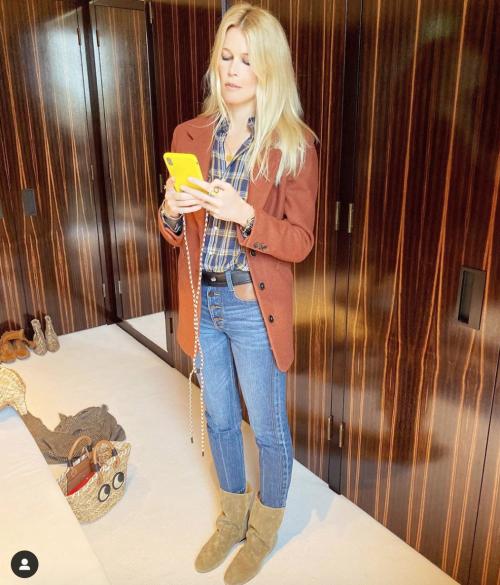 Claudia Schiffer, le foto della modella 3