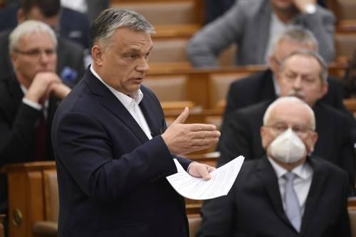 L'Europa ha trovato il nemico: non è il virus ma Viktor Orban