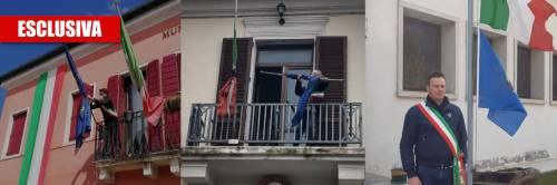 Coronavirus, rivolta delle bandiere: i sindaci ammainano l'Europa