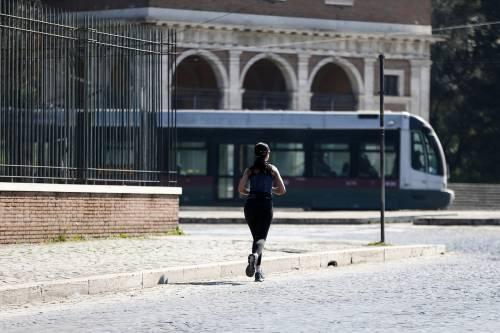 Jogging e passeggiate: il pasticcio del Viminale
