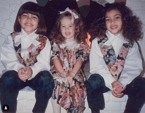 Kim Kardashian, le foto dell'infanzia 10