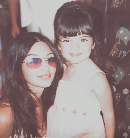 Kim Kardashian, le foto dell'infanzia 14