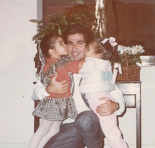Kim Kardashian, le foto dell'infanzia 15