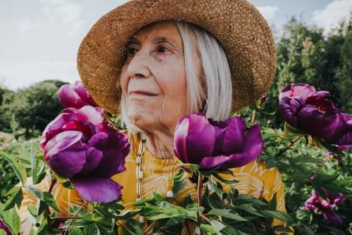 L'isolamento di Nonna Licia, influencer a 90 anni 2