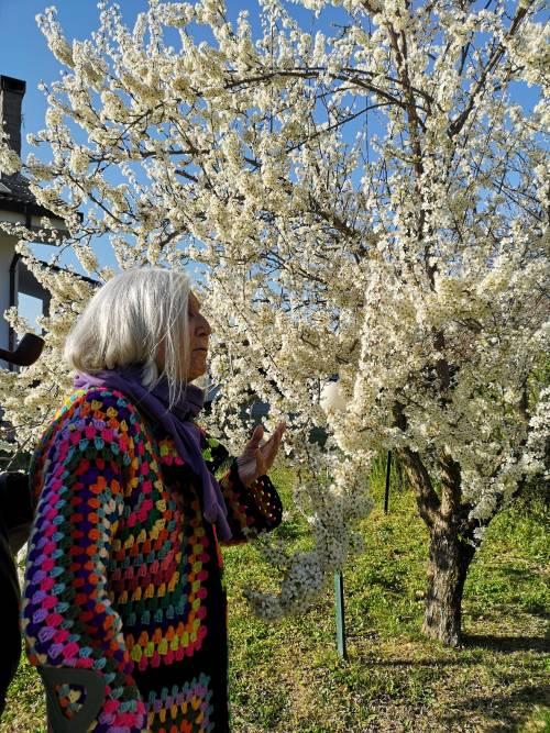 L'isolamento di Nonna Licia, influencer a 90 anni 3