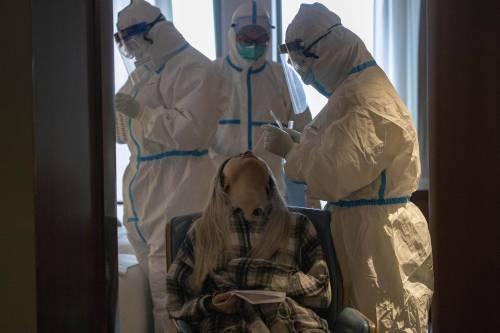Virus, in Cina nuovi casi e diversi asintomatici: i contagi
