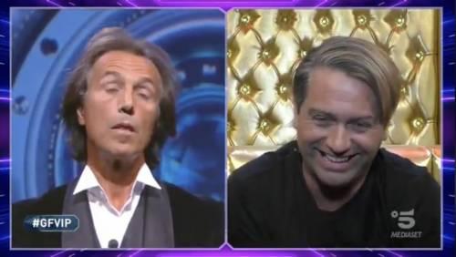 """Gf Vip, Antonio Zequila al veleno contro Patrick: """"È"""