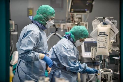 Coronavirus, medici ed infermieri lottano anche contro la depressione