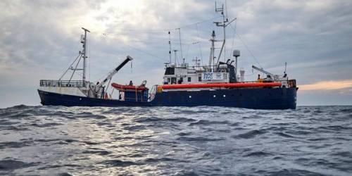 Sea Eye schiera la nuova nave (pagata dalla Chiesa cattolica)