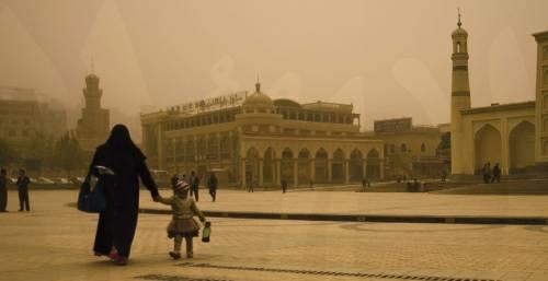 Quella minaccia sconosciuta: i miliziani uiguri