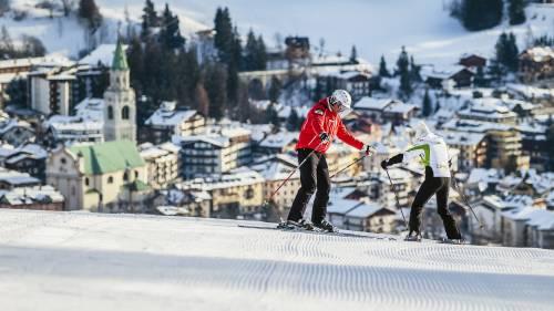 """A Cortina record di infettati: """"Colpa di quel fine settimana"""