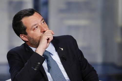 """Coronavirus, Salvini: """"Pd e M5s contrari ad aumento stipendi medici e infermieri"""""""