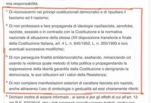 """""""Buoni spesa solo se sei antifascista"""". Il caso choc nella città di Parma"""
