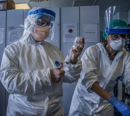 In arrivo in Italia anche medici ucraini per l'emergenza coronavirus