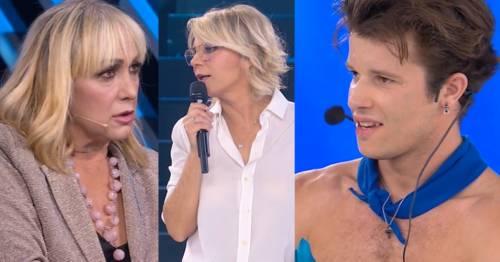 """Amici, Nicolai Gorodiskii attacca Alessandra Celentano: """"La gente che spara m... non l'accetto"""""""