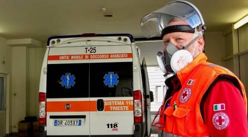 Trieste, il fronte del virus che resiste 4