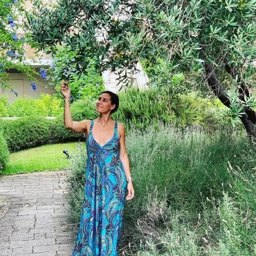 Flavia Pennetta incanta su Instagram