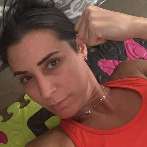 "Flavia Pennetta racconta la sua quarantena: ""Mi godo la fami"