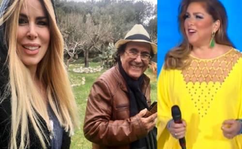 """Loredana Lecciso in quarantena con Al Bano Carrisi: """"Cerco di vivere un sentimento"""""""