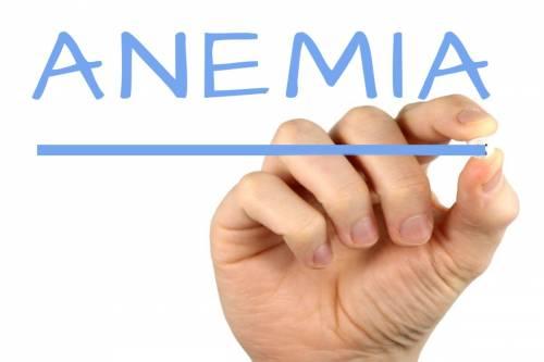 Anemia sideropenica, quali sono i sintomi?