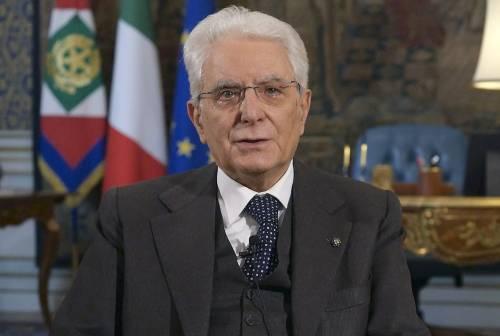 """David di Donatello, Mattarella: """"Cinema arte del sogno aiuterà a ricostruire Paese"""""""