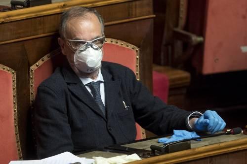 """Calderoli sferza Fico: """"Presidente, si svegli! C'è l'ora legale..."""""""