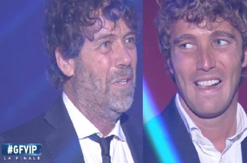 """Paolo Ciavarro ritrova il padre: """"Clizia al tuo posto? No"""""""