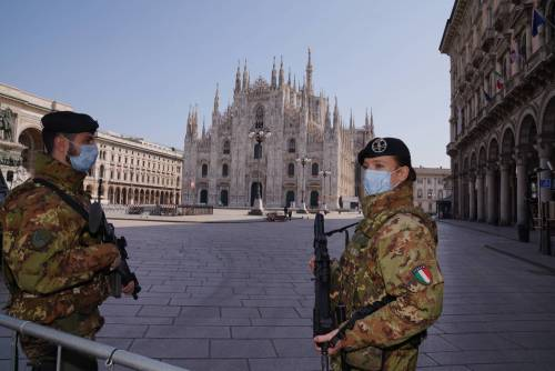 Coronavirus in Lombardia, superati i 10 mila morti