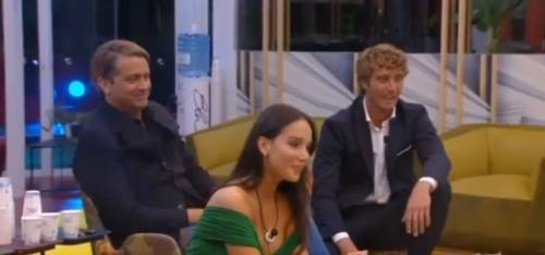 """Gf Vip, l'ironia di Paola e Patrick su Paolo: """"Speriamo si svegli"""""""