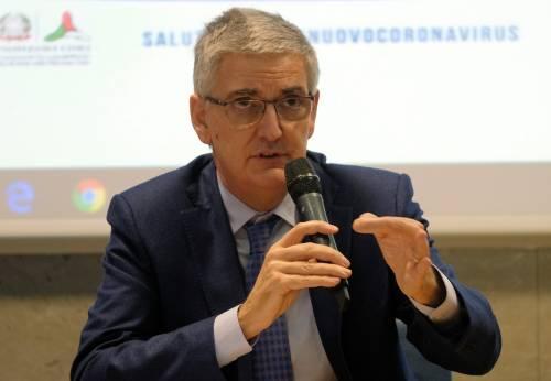 """Covid, Brusaferro: """"Frena crescita dell'Rt. Ma rischio resta alto"""""""
