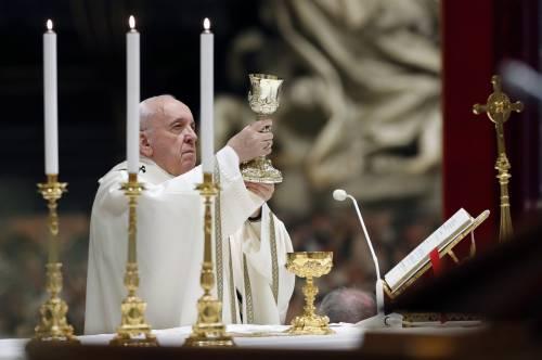 """Papa Francesco sferza la Ue: """"Non è tempo per gli egoismi"""""""