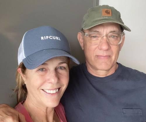 Tom Hanks e Rita Wilson: effetti collaterali estremi dalle cure contro il coronavirus