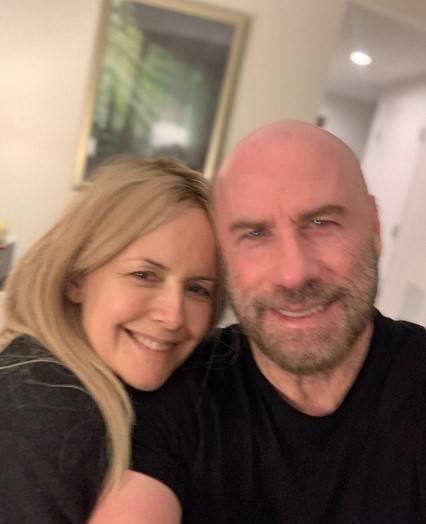 John Travolta e Kelly Preston, le foto più belle
