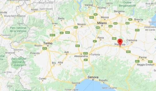 Terremoto nel piacentino: avvertito anche a Milano e in Liguria
