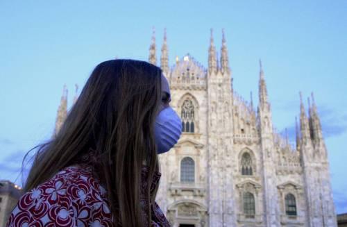 Coronavirus in Lombardia, cala il numero delle vittime
