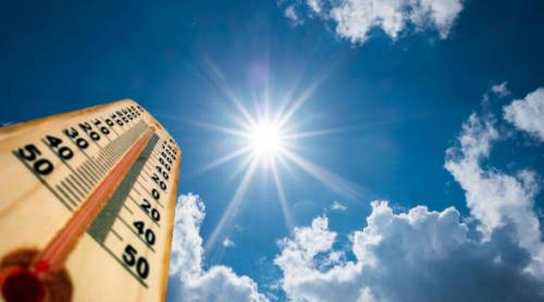 Meteo estivo, caldo anomalo dall'Africa: massime fino a 30°C